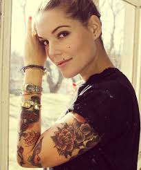 cool full arm tattoo designs for girls styles time