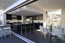 modern kitchen and dining area mcclean design interior design