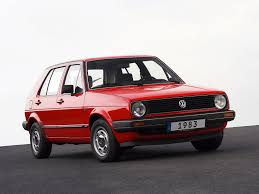 Overhyped And Over Here Volkswagen Golf Mk2 Aronline