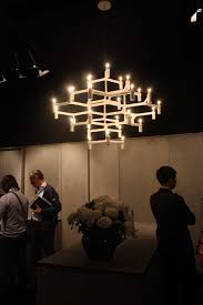 Chandelier Shapes Eurocucina Offers Plenty Of Kitchen Lighting Inspiration