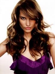 hairstyle brown with highlights shoulder length hairstyles brown