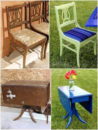 Ideas For Garden Furniture by Best 25 Painted Outdoor Furniture Ideas On Pinterest Cable