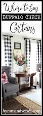 Checkered Curtains by Best 25 Check Curtains Ideas On Pinterest Plaid Living Room