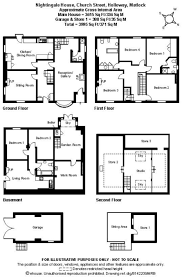 Hardwick Hall Floor Plan by 6 Bedroom Detached House For Sale In Nightingale House Church