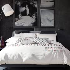 Black And White Bed Sheets Online Get Cheap Bedroom Set White Aliexpress Com Alibaba Group