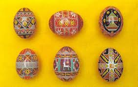 best decorated easter eggs paisley patterns elaborate ukrainian easter eggs decorating
