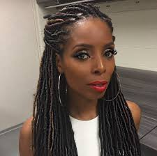 best hair for faux locs tasha smith slaying some faux locs gallery black hair information