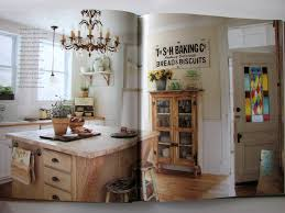 romantic prairie style kitchen 1 inspired and pretty