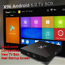 android tv box android x96 s905w tv box amlogic s905x x96 1g8g smart tv box kd