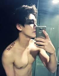 ftisland seunghyun korean celebrity tattoos pinterest k pop