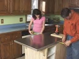 building an island in your kitchen kitchen