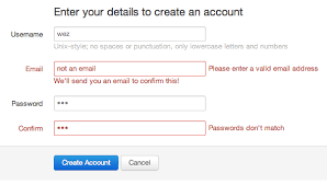 jquery tools form validator and twitter bootstrap