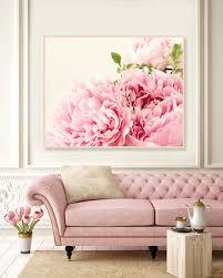 pink peonies nursery vintage peony print pink peonies photography digital download