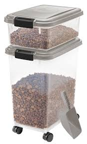 Storage Containers South Africa - pet supplies 3 piece airtight pet food storage container combo