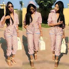 beautiful jumpsuits 50 beautiful jumpsuit ankara styles for the weekend ifashy