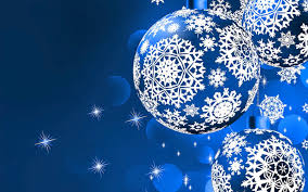 blue and silver christmas backgrounds u2013 happy holidays