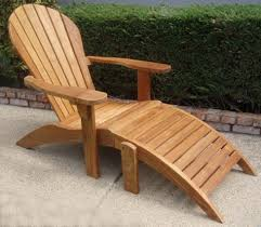 Adirondack Chair With Ottoman Teak Adirondack Chairs Ottoman Outdoor Apoc By Greatest