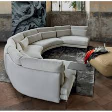half round sectional sofa u2014 home ideas collection vs square