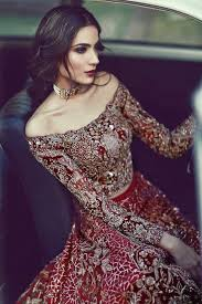 wedding dress indian this beautiful wedding dress by farah fatima couture