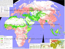 Basic World Map by Map Of The Week 2013