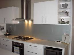 kitchen glass splashback ideas kitchen engaging splashback blue kitchen splashback with socket