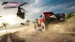 microsoft motocross madness 2 e3 2016 forza horizon 3 puts you in charge of the horizon
