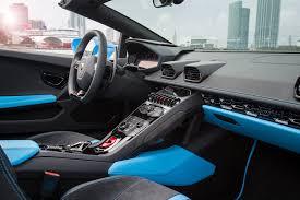 Lamborghini Huracan Automatic - 2016 lamborghini huracan spyder review automobile magazine