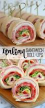 thanksgiving sub sandwich italian sandwich roll ups recipe snacks food and recipes