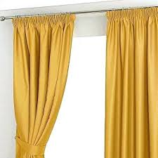 Mustard Colored Curtains Inspiration Mustard Yellow Curtains Mustard Yellow Window Curtains