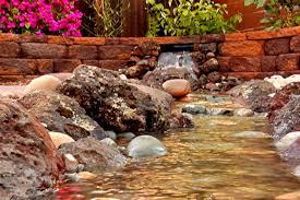 River Rock Garden by Triyae Com U003d Backyard River Rock Waterfall Various Design