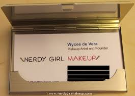 Circuit Board Business Card Nerdy Makeup Blog Archive Circuit Board Business Card Case