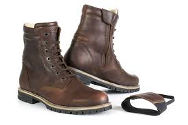 kawasaki riding boots riding gear stylmartin ace boot return of the cafe racers