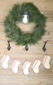 Decoration From Christmas by Diy Farmhouse Christmas Decor From A Dropcloth My Creative Days