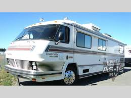 used 1987 foretravel grand villa motor home class a at blue dog rv