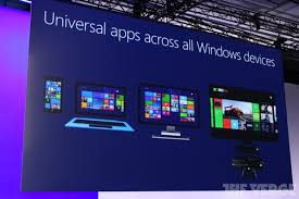 microsoft u0027s new universal windows apps run everywhere from phones