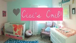 mtv cribs baby nursery tour youtube