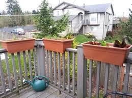 patio planter boxes planters patio flower boxes flower pots home