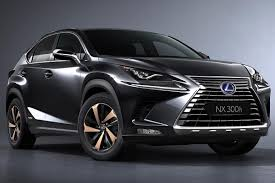 lexus es update first look 2018 lexus nx ny daily news