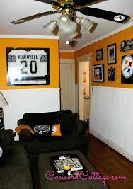 Football Room Decor Steelers Bedroom Ideas Family Room Decor Football Room Pittsburgh