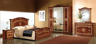italian bedroom suite italian bedroom furniture classic bedroom set suite in walnut high