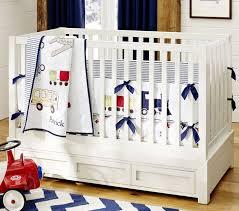 crib sheets for the babies at pottery barn homesfeed