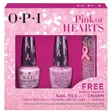 the polishaholic opi pink of hearts 2014 duo swatches u0026 review