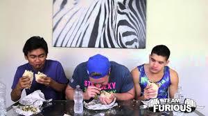 Challenge Wassabi Productions 3lb Burrito Challenge Ft Wassabi Productions Subscrib And