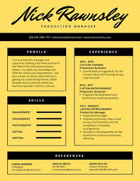 modern resume styles modern resume templates canva