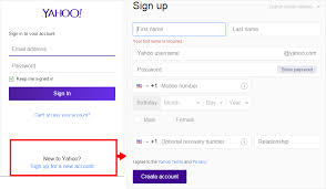 Yahoo Sign In Yahoo Mail Sign In Login Problems And Password Recovery