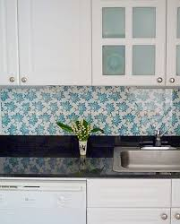 backsplash wallpaper for kitchen 15 diy kitchen backsplash ideas wall spaces fabrics and spaces