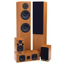 fluance high definition surround sound home theater speaker system