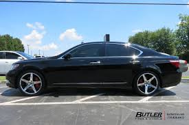 lexus ls 460 tires size lexus ls460 with 20in lexani invictus wheels exclusively from