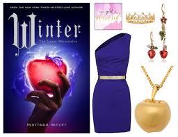 book look 90 winter by marissa meyer bookfashion booklook