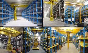 rapistak stacker crane storage management systems